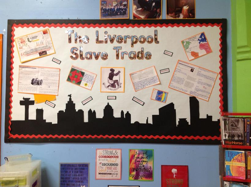 Year 6 - The Liverpool Slave Trade