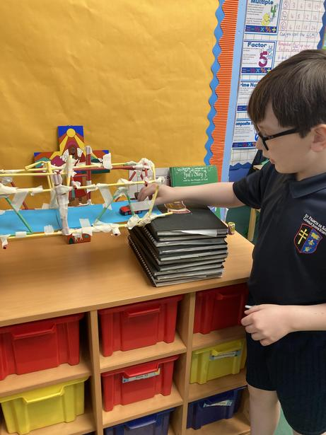 Testing the strength of our bridges