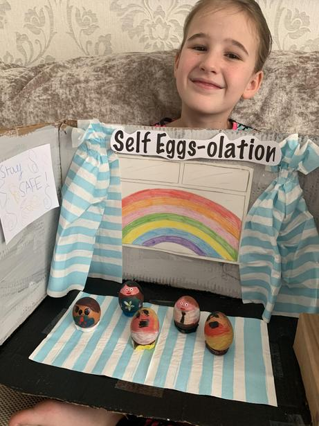 Alex's Self Eggs-olation C7