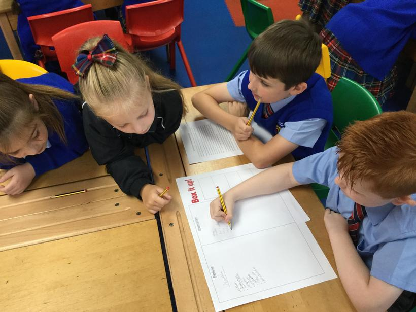 Discovering the features of narrative