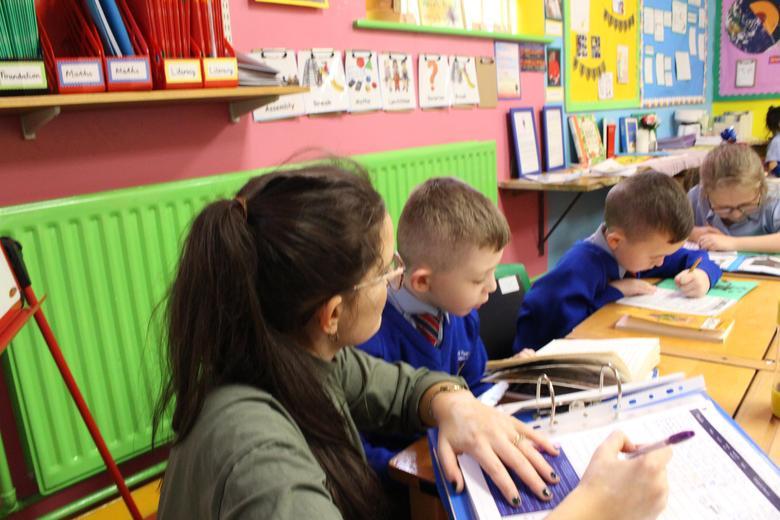 Generating reading 'hotspots'