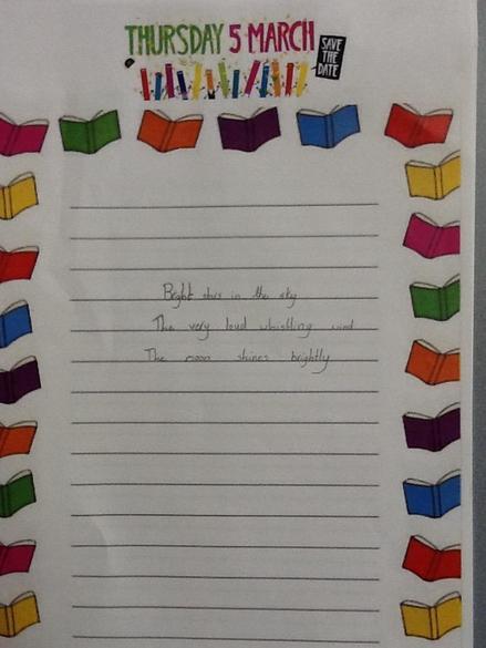 Creating our own Haiku!