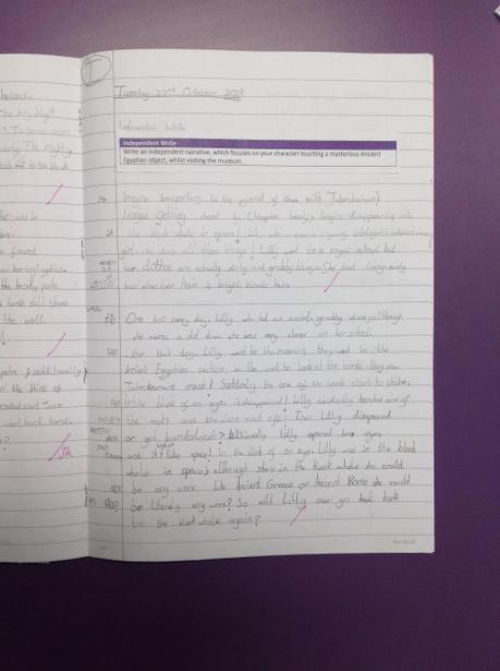 Final draft of writing