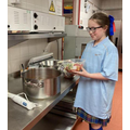 Year 5 - Making a tomato based sauce