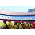 Barcelona trip - the Camp Nou. Wow!