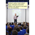 Frank Cottrell-Boyce reads to our pupils