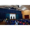 Yi Fu address Year 6