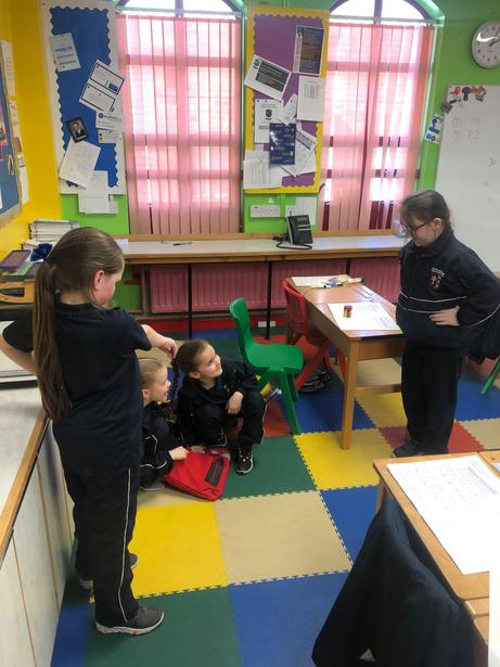 Role Play: King  John discovering common-folk in his Royal Forest!