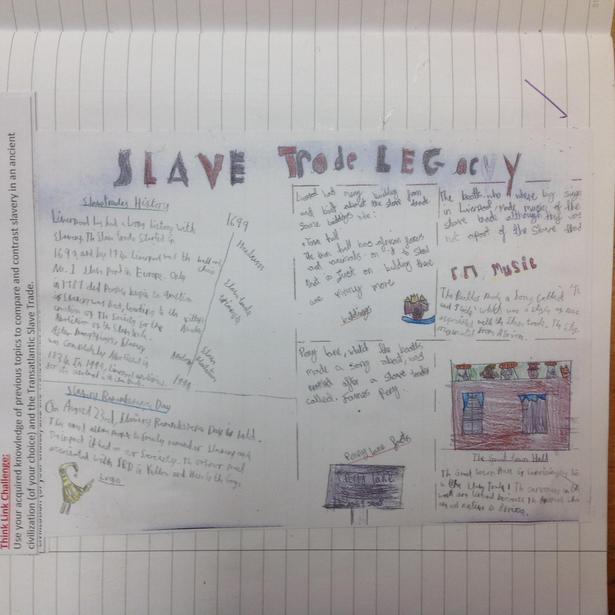 Exploring the Legacy of the Slave Trade in Liverpool