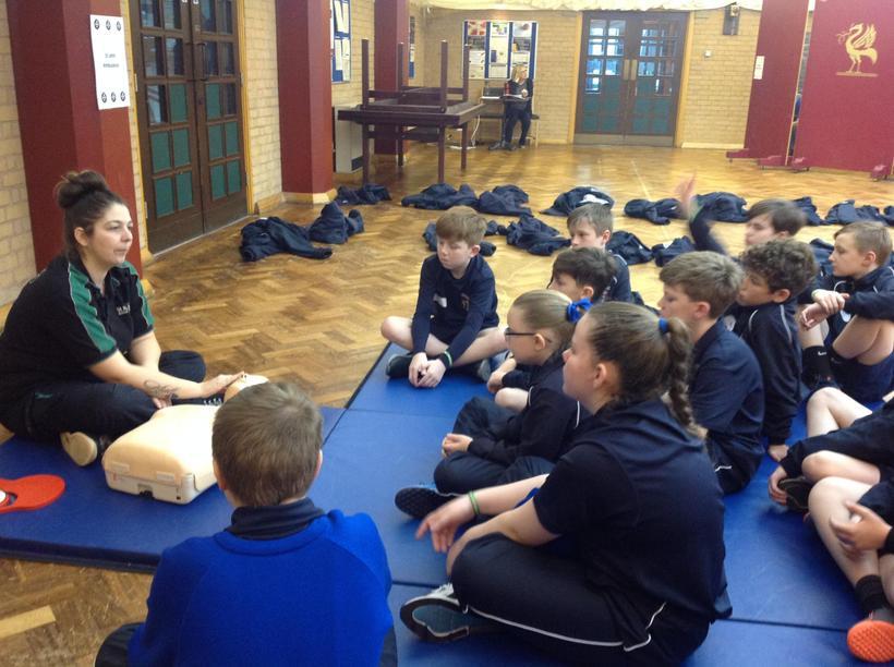 St John's Ambulance: First Aid