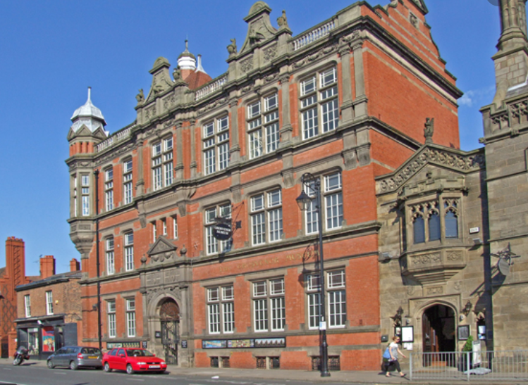 The Grosvenor Museum