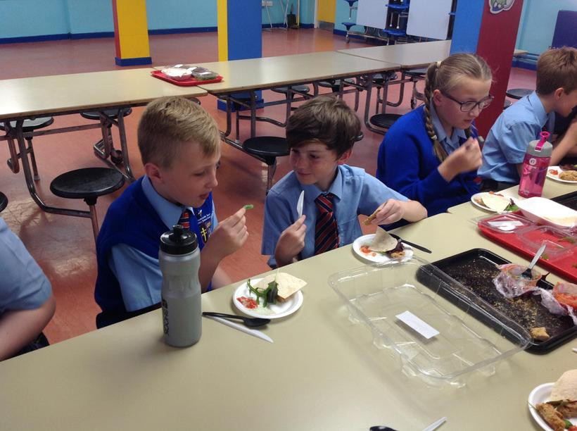 Using our knowledge of flavour combinations