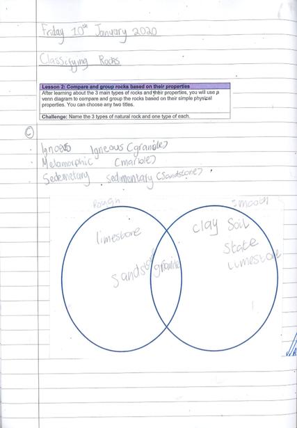 Using Venn Diagrams in Science