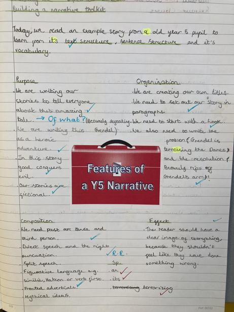 Building a narrative toolkit