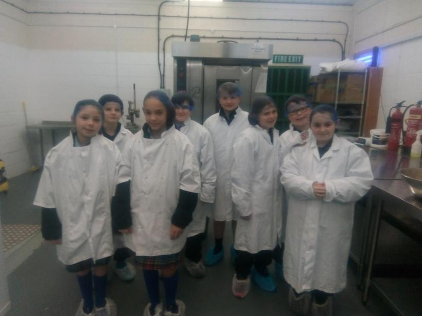 Homebaked's factory