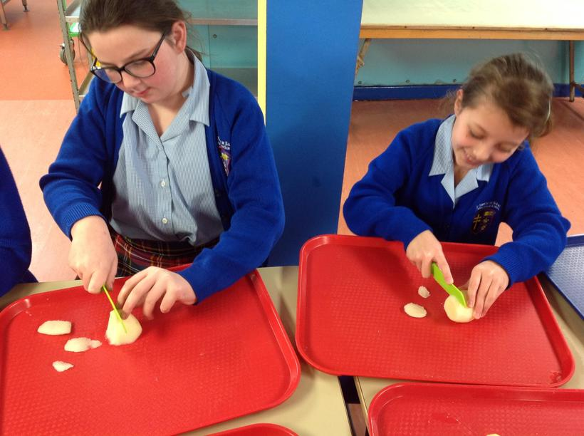 Putting the skills we've learnt into action