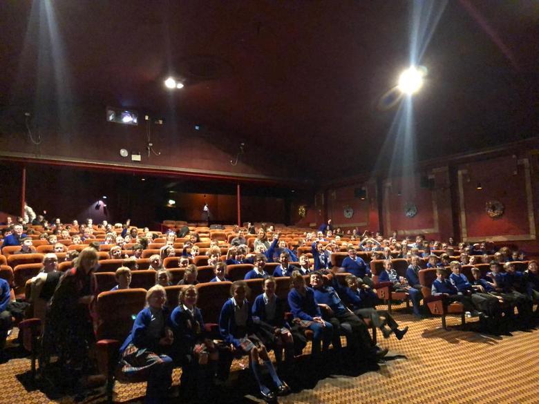 Frozen 2 at Woolton Cinema