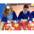 Year 6 - Developing technical knowledges and skills - Chopping and dicing
