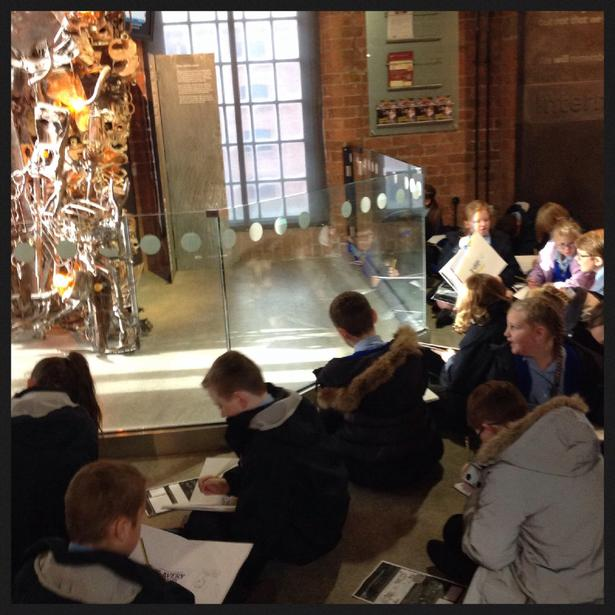 Analysing the message behind 'Freedom!' sculpture