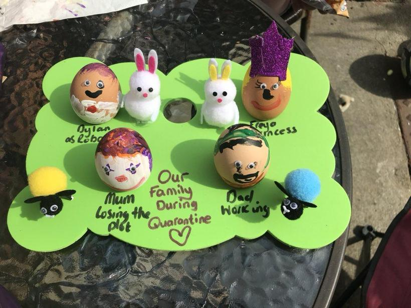 Dylan's Family Eggs C8