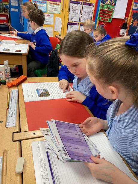 Editing our spelling of Y3 spelling words