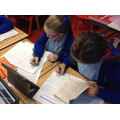 Providing peer assessment on our writing
