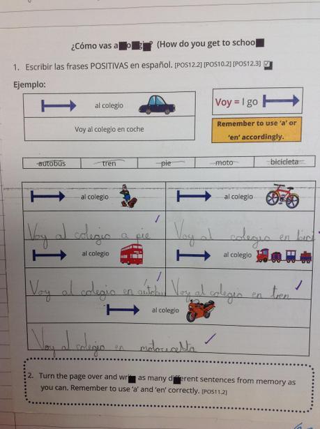 Choosing 'a' or 'en' before the noun