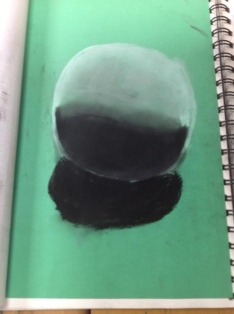 Shading a sphere