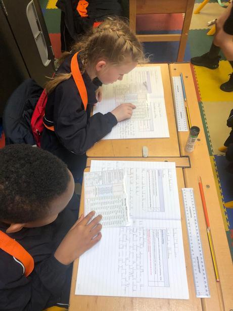 Ensuring we use Y3 spellings in our work!