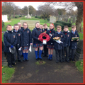 Visit to Anfield Cemetery for Armistice Day