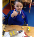 Year 4 - Testing our prototype torch circuits