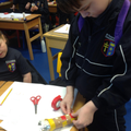 Year 4 - Making the torch casings