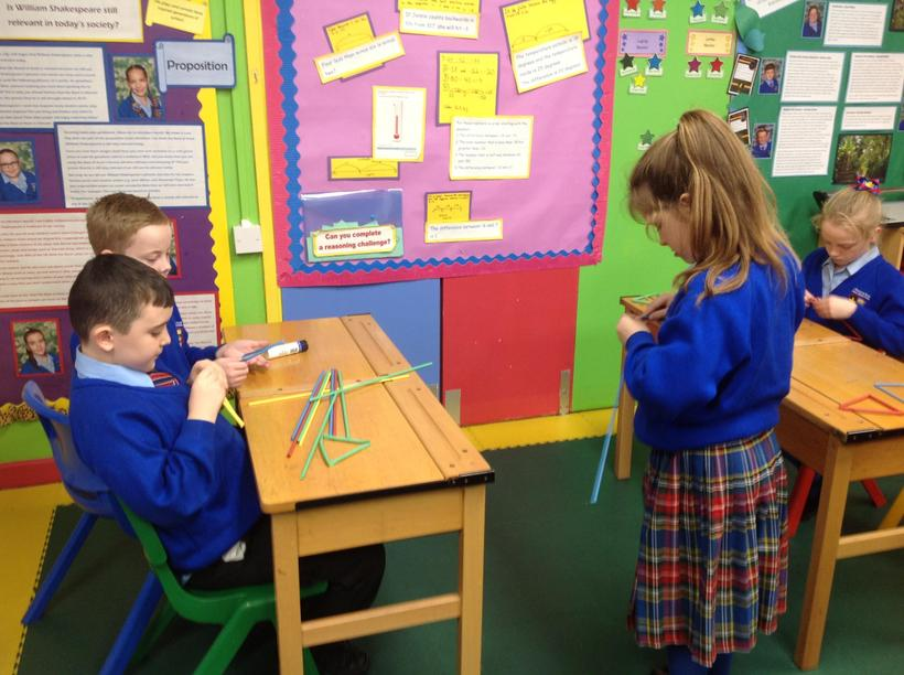We independently tested the various structures