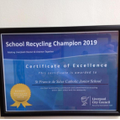 Recycling Champions Award