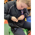 Year 3 - Connecting the pneumatic system