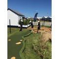 Crazy Golf at Birkdale