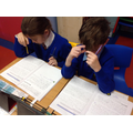 Using assessment partners to improve our writing