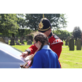 Forgotten Heroes service at Anfield Cemetery