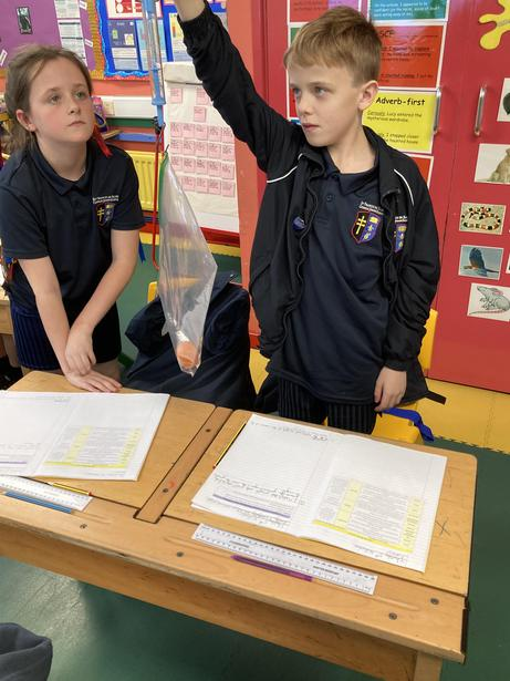 Exploring mass and weight in Science