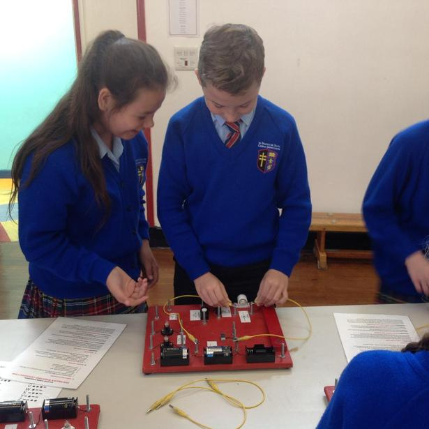 Investigating how voltage affects the motor