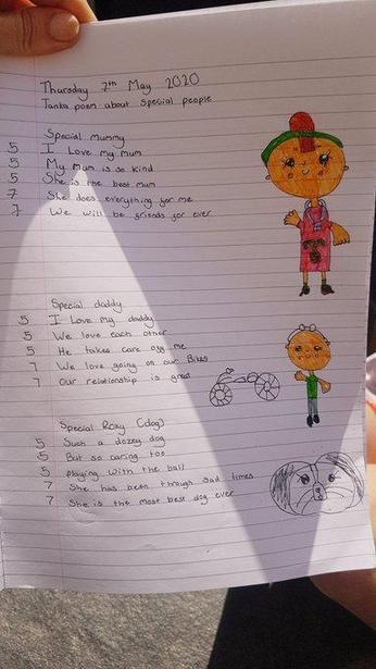 Lovely VE day tanka poem by Ruby