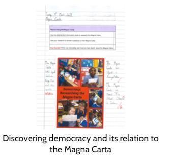 Year 3 - The Magna Carta