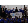 International School Award Presentation