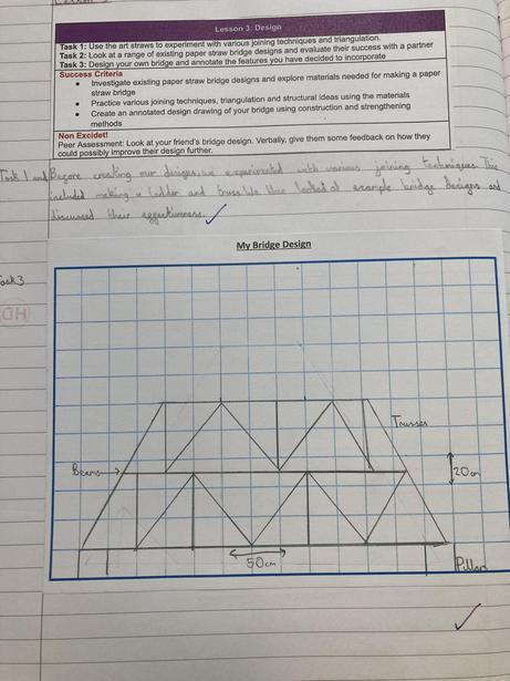 Designing our bridges