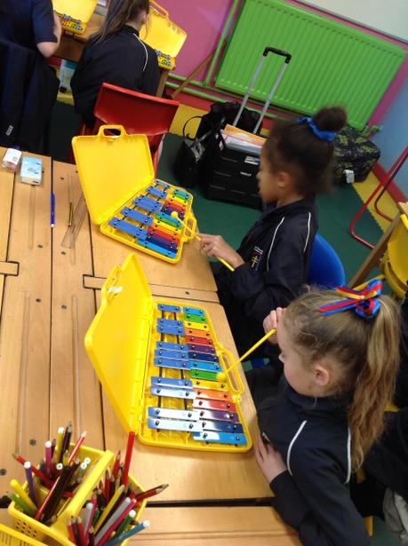 Practising our own compositions