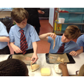 Year 5 - Using breading techniques