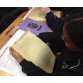 Year 6 - Using cross-stitch techniques