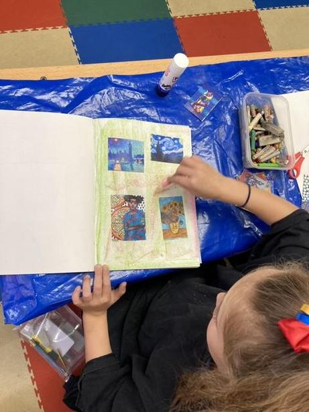 Appreciating some of Van Gogh's work!