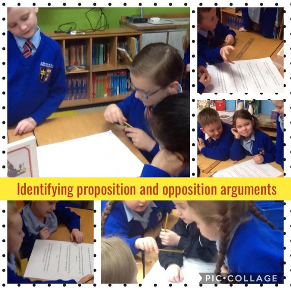 Reading Arguments