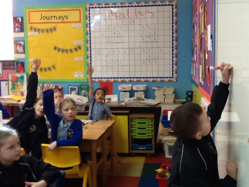 Identifying classroom objects
